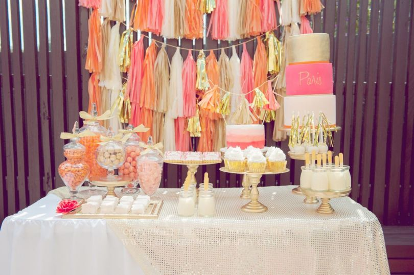Fashion and Style Themed Birthday Party Ideas