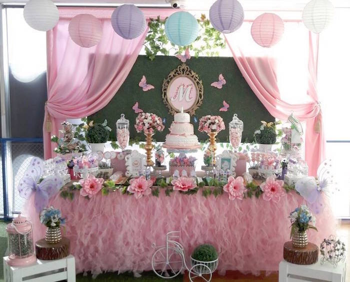 Butterfly Birthday Party Theme Ideas